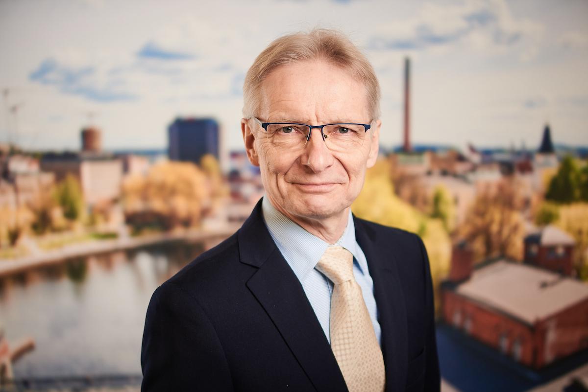 Jukka Kaleva, Tampere, Kuntavaaliehddokas 2021.